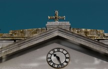 Chruch and Clock