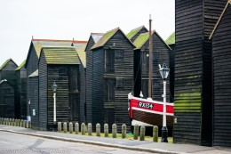 Hastings Huts - ArtPiece