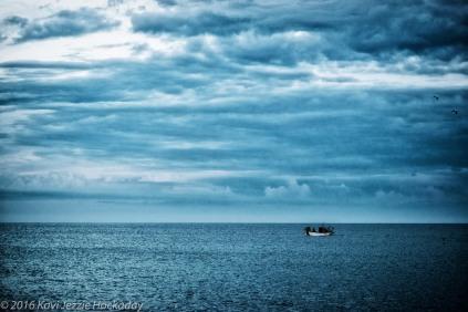 Big Sky Small Boat