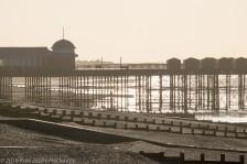 Pier at Dawn