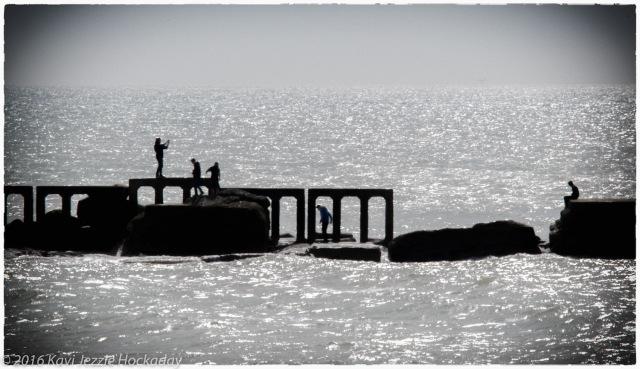 Selfie On Sea