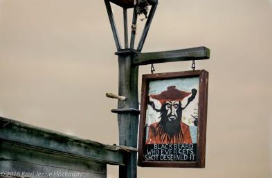 Blackbeard Sign