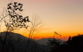Dawn in Costa Rica