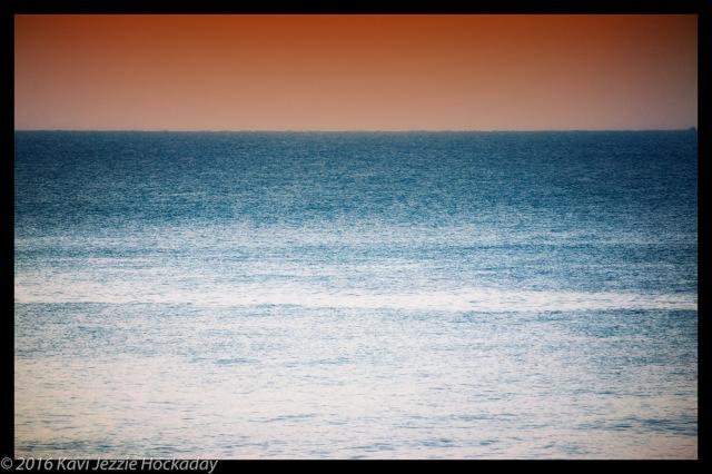 From Hastings Beach, UK
