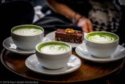 Matcha for three