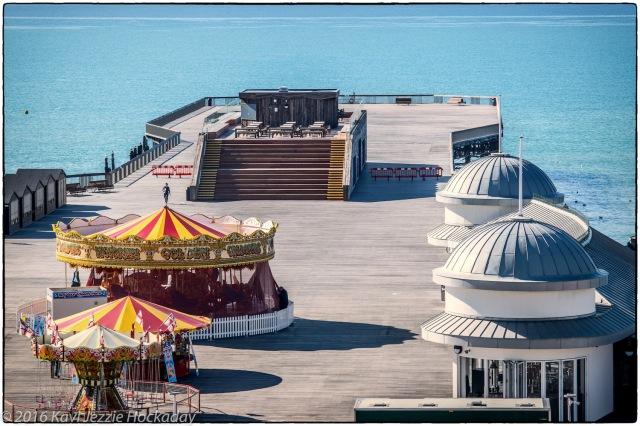 Pier is Open