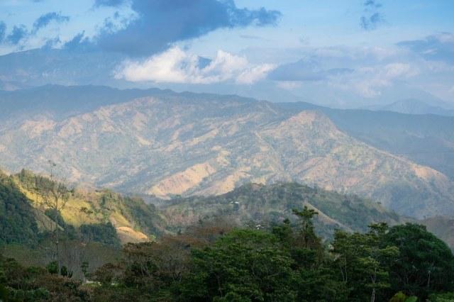 A scene from Puriscal, costa Rica