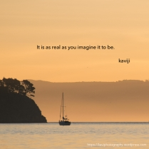 as real as you imagine