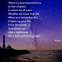 love beyond form